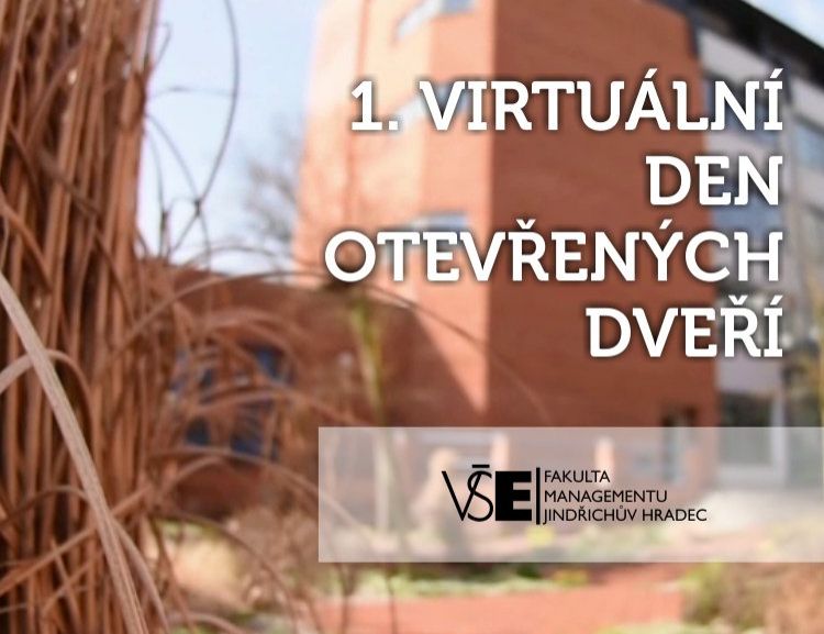 Den otevřených dveří ve virtuální podobě