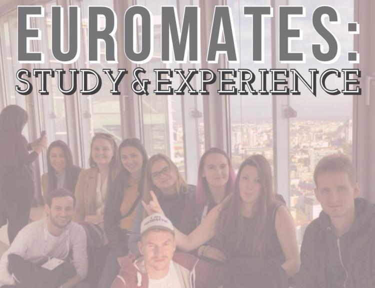 Intenzivní týdenní studijní pobyt v zahraničí – Euromates