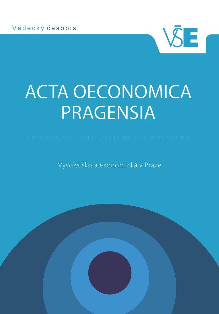 Acta Oeconomica Pragensia