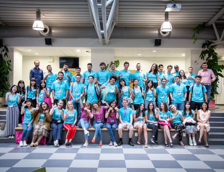 Letní škola Marketing Inspiration Summer School 2019