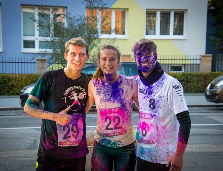 Alfa Color Run 2019 – pomáháme během