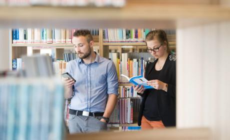 Provozní doba knihovny ve dnech 18. – 25. dubna