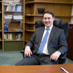 doc. Ing. Vladislav Bína, Ph.D.