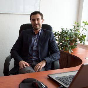 Mgr. Ing. Martin Luštický, Ph.D.