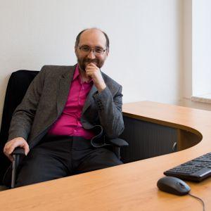 Ing. Jiří Přibil, Ph.D.
